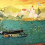 Irene Kana Karpathos oil on canvas  60 X 80 cm  2012 / Ειρήνη Κανά Κάρπαθος λάδι σε μουσαμά  60 X 80 εκ  2012