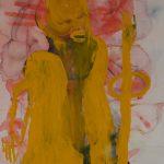 Maria Kremeti  Waterolours  110X80cm, 2016  cur.Thouli Misirloglou / Μαρία Κρεμέτη  Ακουαρέλα  110Χ80 εκ, 2016  επ. Θούλη Μισιρλόγλου