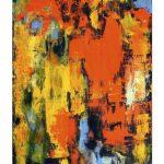 David Benforado Kurdilihicazkar Oil on canvas  120 x 80 cm / David Benforado Kurdilihicazkar Λάδι σε καμβά  120 x 80 εκ