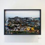 Michel Lamoller Cityscape multiple layers of c-print  33 x 48 cm, 2016 / Michel Lamoller Cityscape πολλαπλά c-prints  33 x 48 εκ, 2016