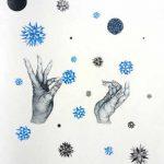 Lia Psoma Untitled Pencils  30Χ40 cm / Λία Ψωμά Άτιτλο Μολύβια  30Χ40 εκ