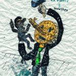 Τasos Pavlopoulos 100 X 70 cm Giclee (ed.12) / Τάσος Παυλόπουλος 100 X 70 εκ Giclee (/12)