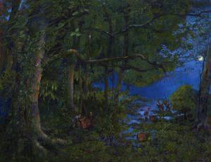 Ειρήνη Ηλιοπούλου, 100Χ130εκ, λάδι σε καμβά/ Irini Iliopoulou, 100X130cm, oil on canvas