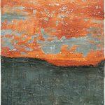 Μαρία Πασχαλίδου/ Maria Paschalidou Γη του Χρώματος/ Land of Colour 80X60 cm