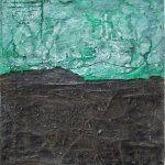 Μαρία Πασχαλίδου/ Maria Paschalidou Κατάσταση Στερεά/ In a state of Solidity 90X65 cm