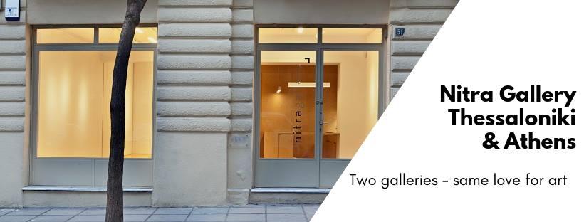 Nitra Art Gallery Athens Thessaloniki