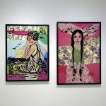 Gulsun Karamustafa, Underglass paintings,