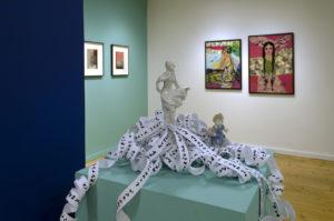 Gülsün Karamustafa-Installation view, Istanbulites Series, 2019