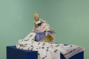 Gulsun Karamustafa, ceramic, a peculiar song