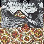 Gülsün Karamustafa, Istanbulites 7, Paper collage, 21x29 cm