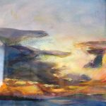 Dimitris Andreadakis Untitled Watercolor, 54 X 50 cm / Δημήτρης Ανδρεαδάκης Άτιτλο Ακουαρέλλα, 54 Χ 50 εκ.