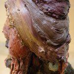 detail don quixote, 2015 oil scupture_97X70X53