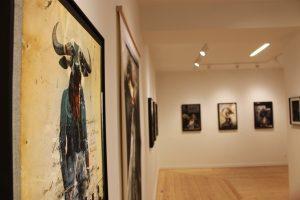 Viktor Koen | Bestiary | Installation view Nitra Gallery Athens