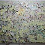 "P.Famelis_""Untitled"", 2016, oil on wood, 170 x125 cm"