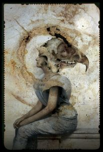 Viktor Koen | Bestiary | Erinya | Nitra Gallery Athens