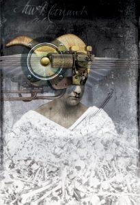Viktor Koen | Bestiary | Siren | Nitra Gallery Athens