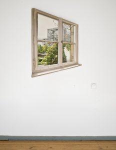 Perspective object (Window), archival print on fine art paper, 66X101X6 cm, 2017