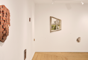 Michel Lamoller | A depthless world | Installation view Prints Nitra Gallery Athens Photography Solo Show