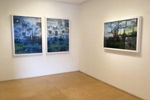Installation view | Jus Soli | Nitra Gallery Thessaloniki