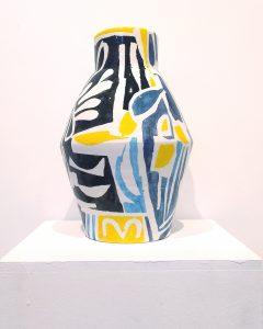 Φίλιππος Θεοδωρίδης Philippos Theodorides ceramic vase
