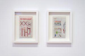 Maria Ikonomopoulou Μαρία Οικονομοπούλου Etude series Nitra Gallery Athens Hypnagogia