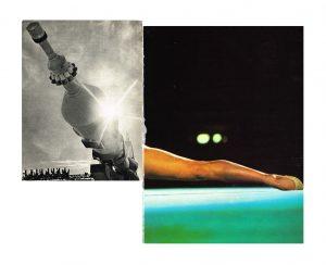Aikaterini Gegisian Falling Tight Αικατερίνη Γεγησιάν Nitra Gallery Athens Hypnagogia Nitra Gallery